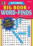 Big Book Of Blue Ribbon Word-Finds