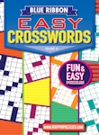 Blue Ribbon Easy Crosswords