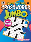 Good N Easy Crosswords Jumbo