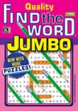 Quality Find the Word Jumbo