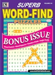 Superb Word-Find Bonus