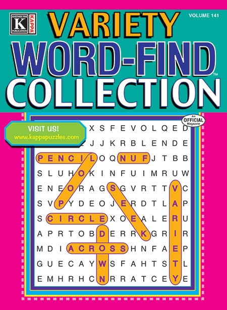 Variety Word-Find Collection