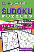 All The Best Kappa Sudoku Puzzles