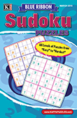 Blue Ribbon Sudoku Puzzles