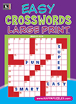 Easy Crosswords Large Print