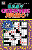 Easy Crosswords Jumbo Special