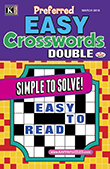 Preferred Easy Crosswords Double