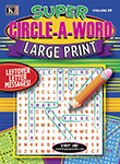 Super Circle-A-Word Large Print