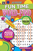Superb Fun Time Word-Find