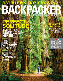 Subscribe to Backpacker Magazine
