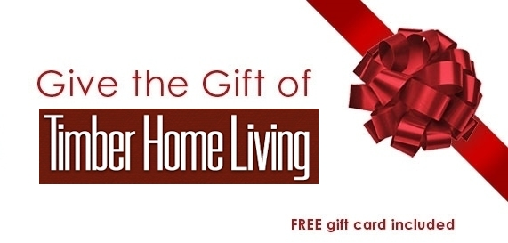 give the gift of Timber Home Living Magazine