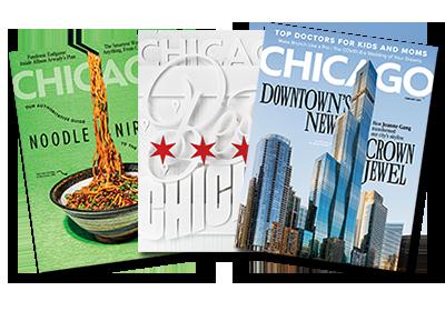 Chicago Magazine Cover