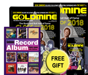 Subscribe today to Goldmine