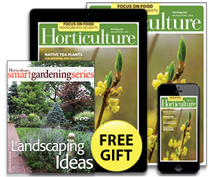 Subscribe today to Horticulture