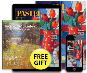 Subscribe today to Pastel Journal