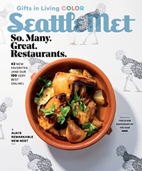 Seattle Met Cover