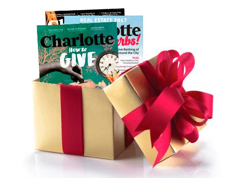 Charlotte Magazine Gift