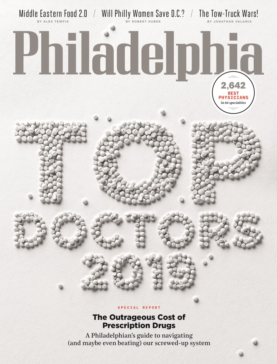 Philadelphia magazine July 2019
