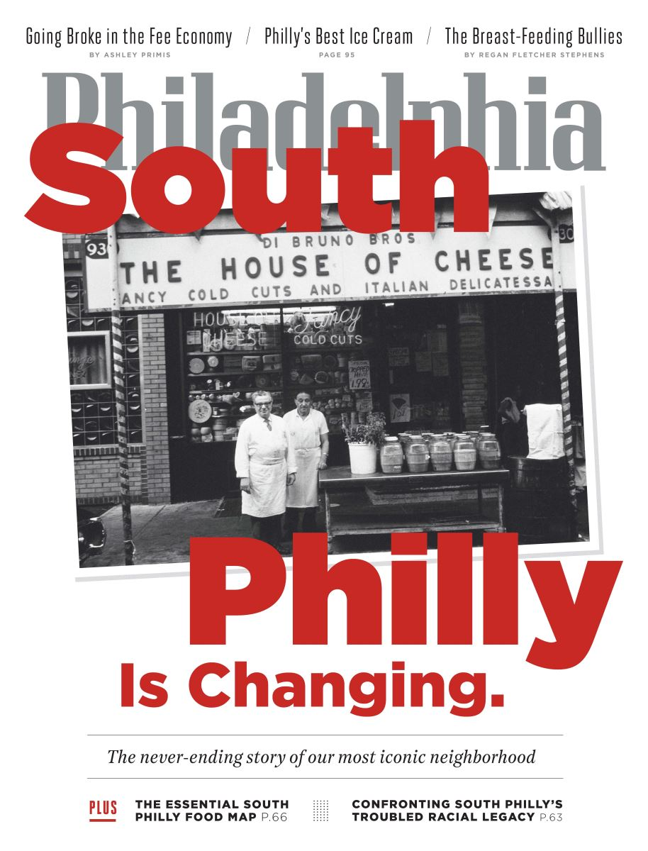 Philadelphia magazine August 2018