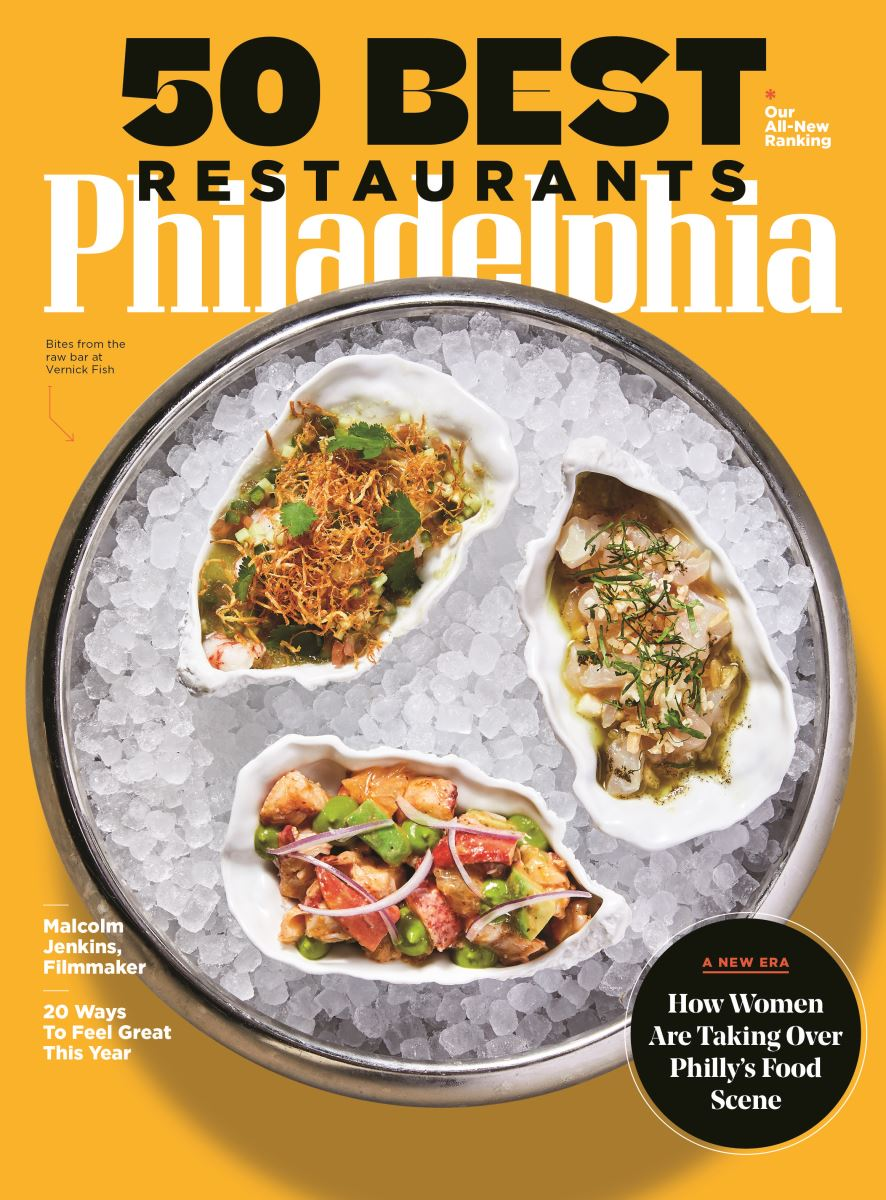 Philadelphia magazine 50 Best Restaurants 2019