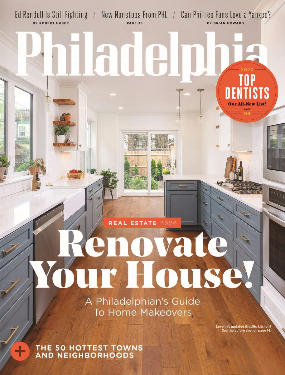 Philadelphia magazine 50 Best Restaurants 2019