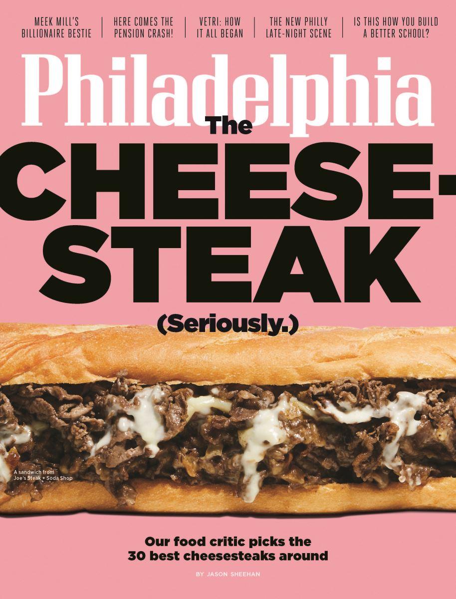 Philadelphia Cheesesteak Edition