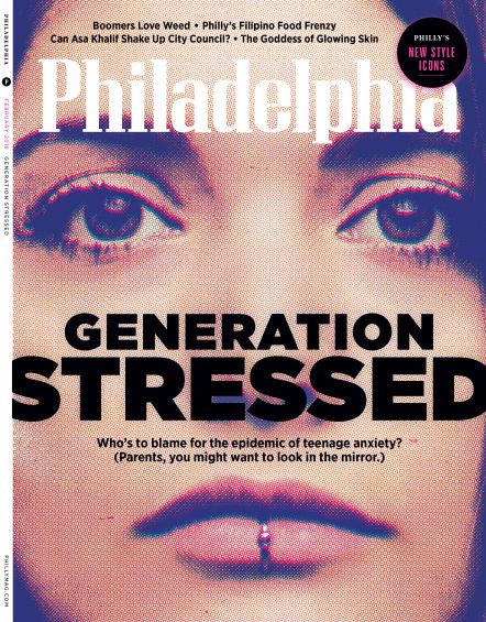 Philadelphia magazine February 2019