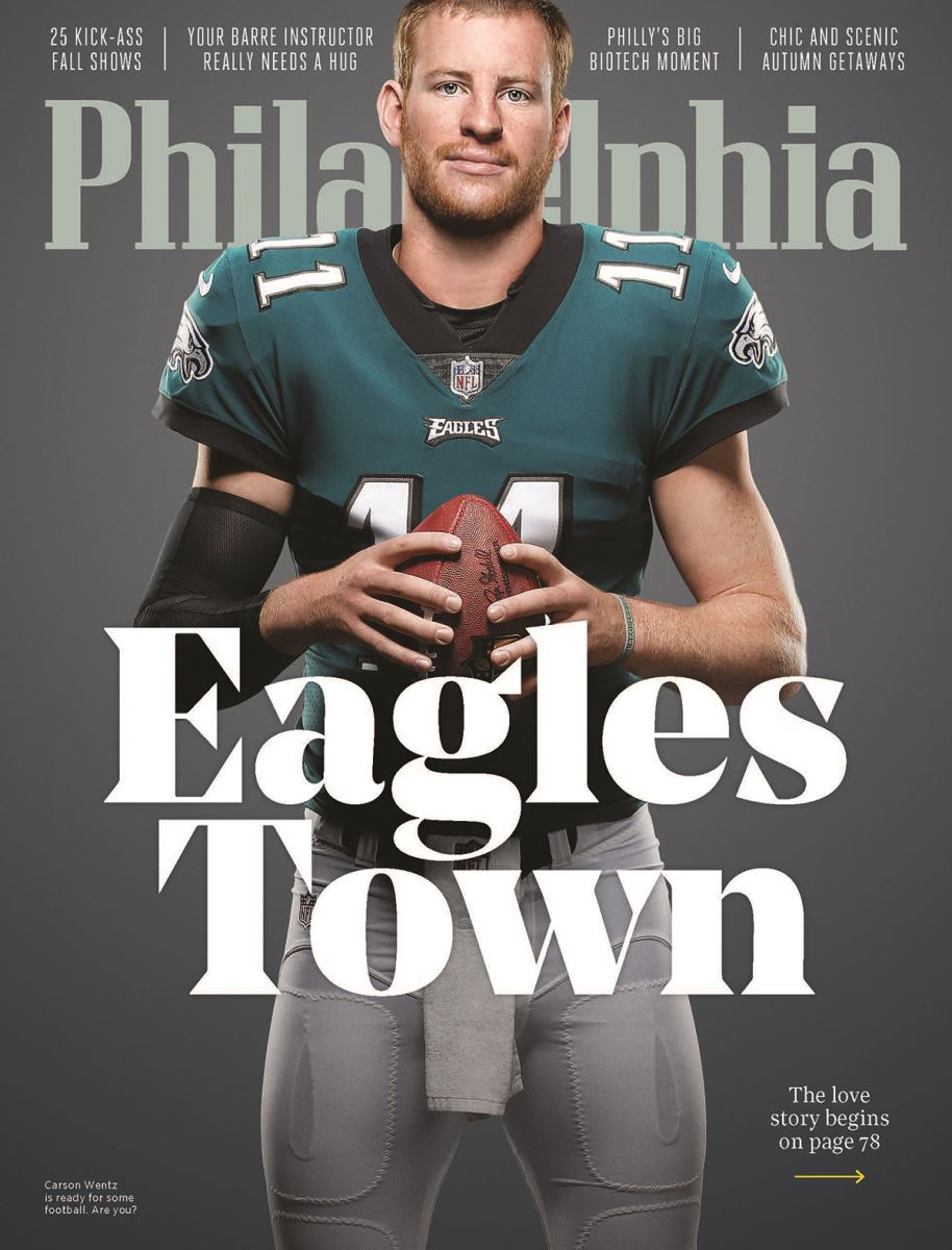 Philadelphia magazine Eagles Edition