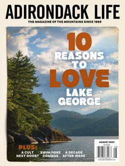 Adirondack Life Cover