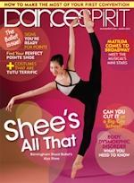 Dance Spirit Magazine Cover