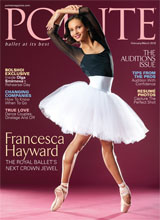 Pointe Magazine Cover