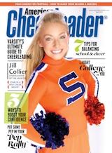 American Cheerleader Magazine Cover