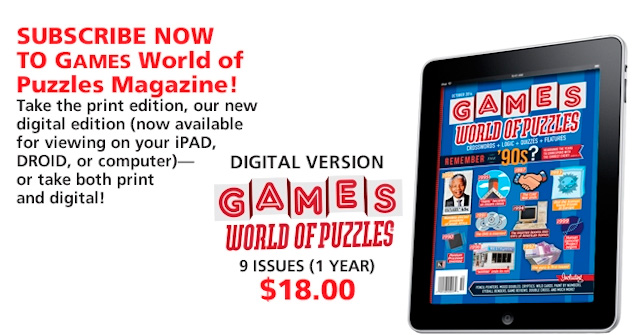 Games Digital Edition - Subscribe at Zinio