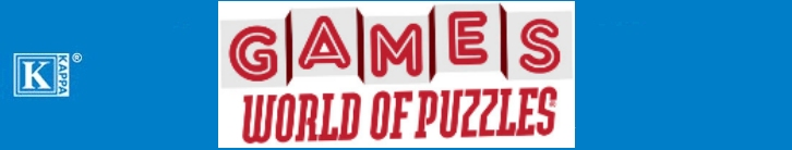 Games - World Of Puzzles Logo