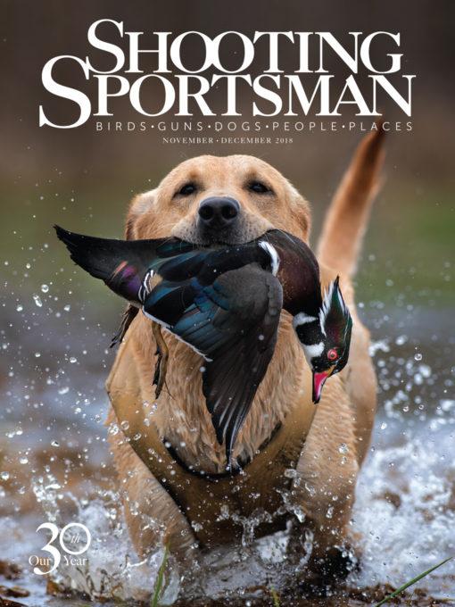 Shooting Sportsman Magazine Cover