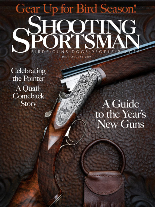 Shooting Sportsman Magazine Cover