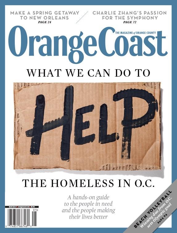 Orange Coast Cover