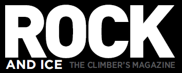 Rock and Ice Logo