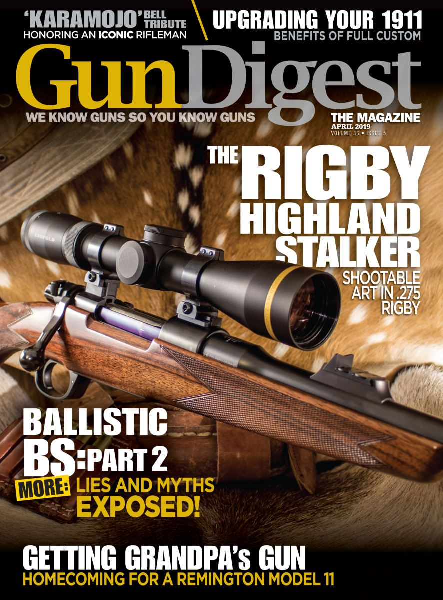 Gun Digest Covers