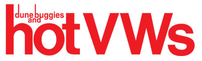 Hot VWs Magazine Logo