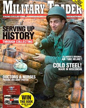Military Trader Magazine Cover