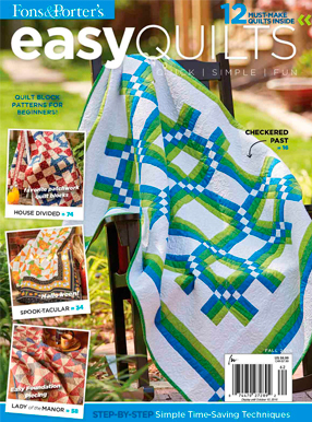 Easy Quilts Magazine
