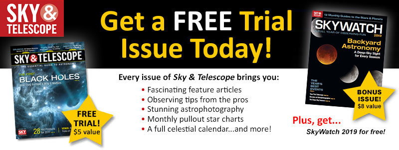 Sky & Telescope Subscription