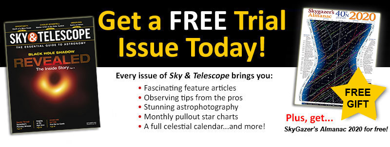 Sky & Telescope Subscription